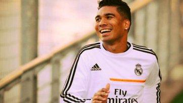 Полузащитник «Реала» Каземиро переберется в Серию А