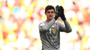 Куртуа: «Мы понимаем, что сборной Бельгии нужно прибавлять в игре»