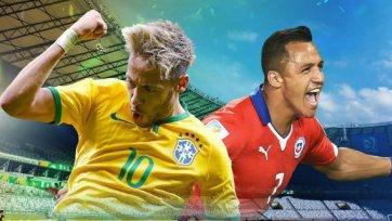Анонс. Бразилия – Чили – Раскачка закончилась!