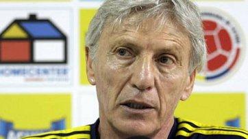 Пекерман: «Колумбия исповедует зрелищный яркий футбол»