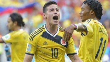 Анонс. Колумбия – Уругвай. Южноамериканские разборки в 1/8-й финала Чемпионата мира