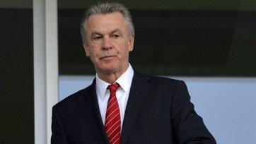 Хитцфельд: «Почему бы нам не обыграть Аргентину?»