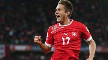 Швейцария лишилась одного из футболистов