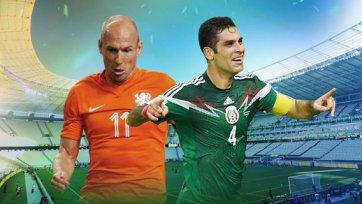 Анонс. Нидерланды – Мексика. Способна ли на сюрприз бравая банда Эрреры?
