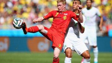 Де Брейне: «Для Бельгии на первом месте – результат»
