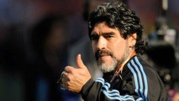 Марадона: «Беккенбауэр и Пеле поддержали решение ФИФА по Суаресу? Значит, они два идиота!»