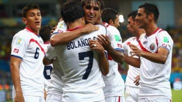 Коста-Рика выиграла у Греции в серии пенальти