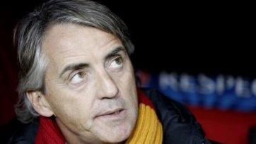 Новым тренером сборной Италии станет Манчини