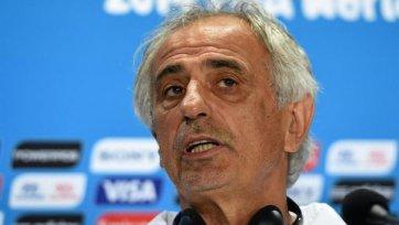 Халилходжич: «Чтобы пройти фаворита Кубка мира, нужно «умереть» на поле»