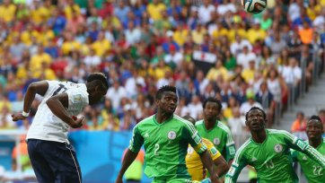 Франция шагает в четвертьфинал мундиаля