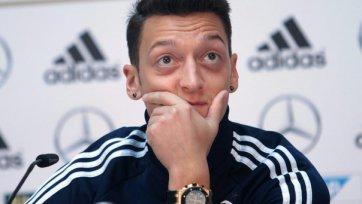Озил: «Это поколение игроков сборной Германии способно навсегда войти в историю»