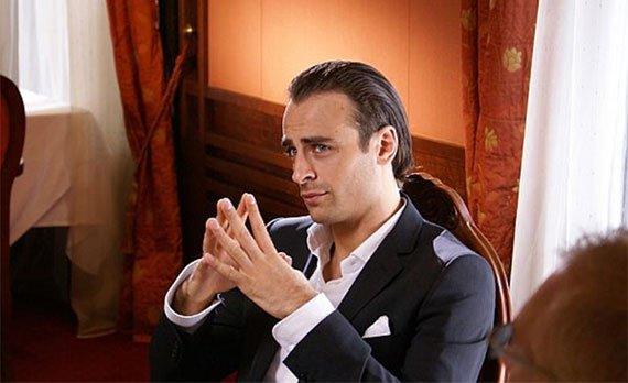 Димитар Бербатов - Болгарский эстет