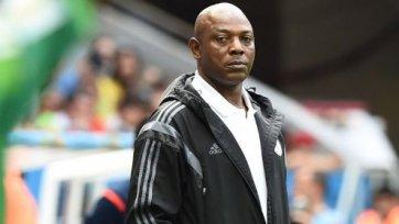 Кеши подал в отставку с поста тренера сборной Нигерии