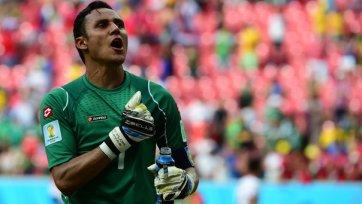 «Атлетико» предложил за Наваса 5 млн. евро, но получил отказ