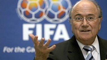 Блаттер: «Нынешний мундиаль – это успех для всего футбола»