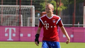 Роде: «Хочу сыграть, как можно больше матчей за «Баварию»