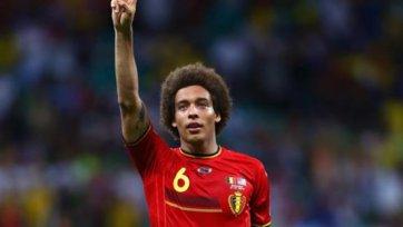 Витсель: «Сборная Бельгии уже достигла поставленной цели»