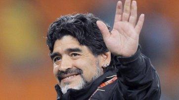 Марадона готов встать у руля сборной Венесуэлы