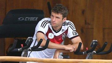 Мюллер: «Я футболист «Баварии» и не умею радоваться поражениям»