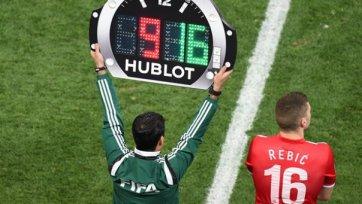 ФИФА рассмотрит возможность введения четвертой замены на Чемпионатах мира