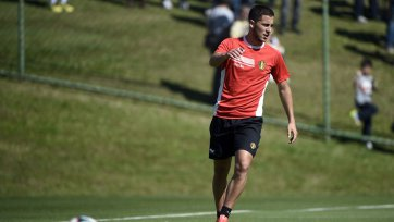 Эден Азар: «Шансы в матче против Аргентины равные»