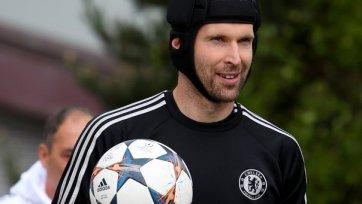 Агент: «Петр Чех заинтересован в том, чтобы играть в «Челси»