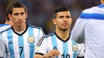 Серхио Агуэро может сыграть против Бельгии