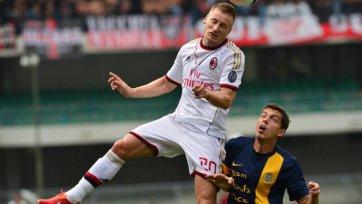 «Милан» нашел замену Абате