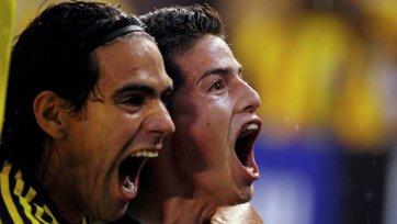«Монако» не планирует продавать Фалькао и Родригеса