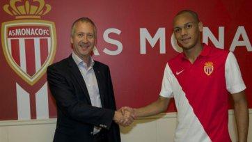 «Монако» продолжит сотрудничество с Фабиньо