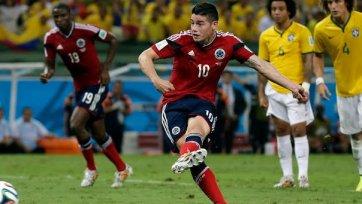 Защитники выводят Бразилию в полуфинал мундиаля
