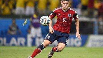 Родригес: «Было бы справделиво, если бы в полуфинал вышла Колумбия»