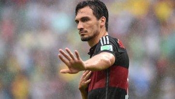 Хуммельс: «Наш матч с Бразилией станет одним из украшений мундиаля»
