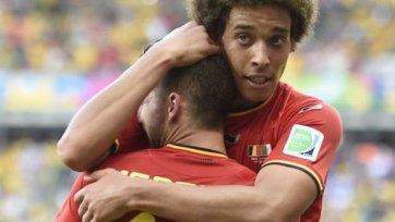 Витсель: «Бельгия остается единым целым»