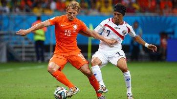 Голландия одолела Коста-Рику, лишь в серии пенальти