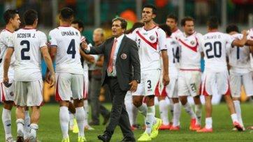 Хорхе Луис Пинто: «Нашими футболистами гордится вся Коста-Рика»