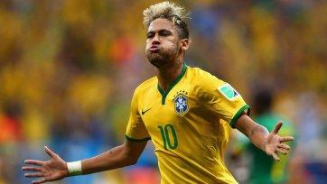 Неймар может поддержать сборную Бразилии в матче с Германией
