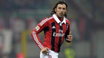 «Рубин» нацелился на защитника «Милана»