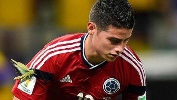 Хамес Родригес может стать игроком «Реала»