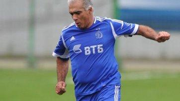 Аджоев: «Динамо» хочет играть в Лиге чемпионов»