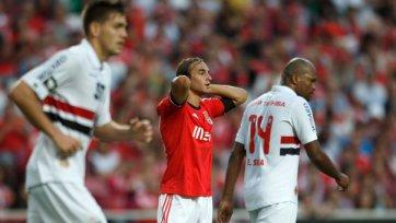 За трансфер Марковича «Бенфика» получит всего 12,5 млн. евро