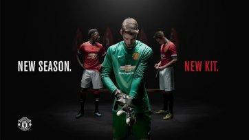 Креативный ролик, посвященный новому комплекту формы «Манчестер Юнайтед» (видео)