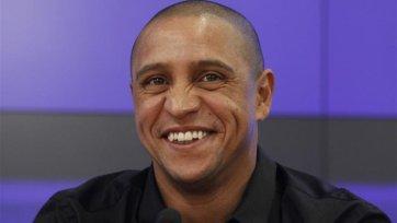 Роберто Карлос: «Я верю в сборную Бразилии!»