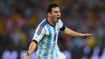 Месси: «Хочу поднять над головой Кубок мира, как мои партнеры по «Барселоне»