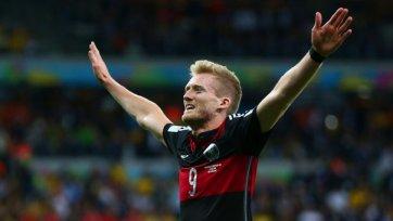 Шюррле: «Победу над Бразилией запомню на всю жизнь»