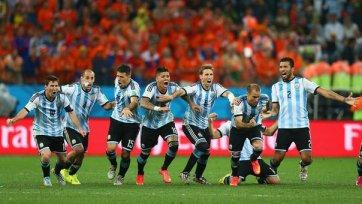 Ромеро выводит Аргентину в финал мирового первенства