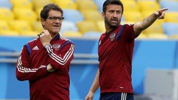 Тренер сборной России может встать у руля «Ливорно»