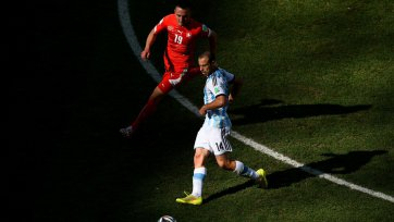 Хавьер Маскерано: «В воскресенье предстоит провести матч всей жизни»