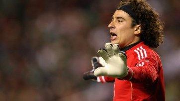«Атлетико» попытается подписать Гильермо Очоа