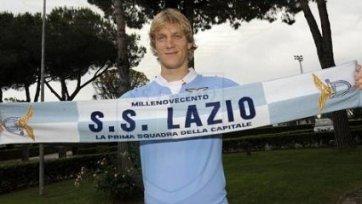 Душан Баста стал игроком «Лацио»